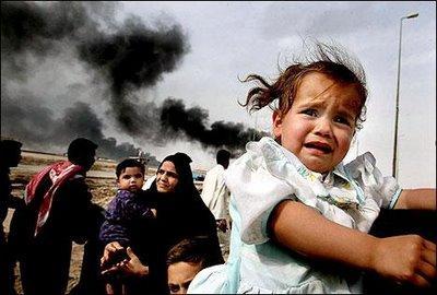 Iraqi war children