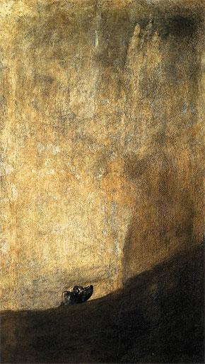 Goya's The Dog