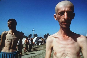 bosnia starving