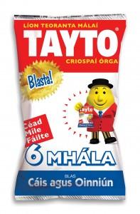 Tayto Gaeilge