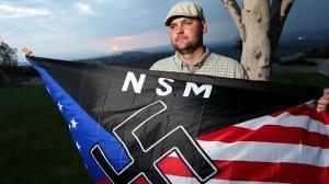 Neo nazi dad