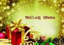 Nollaig Shona Green
