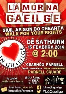 Gaeilge Rights
