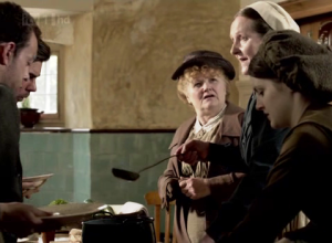 soup kitchen downton