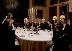Vicar dinner