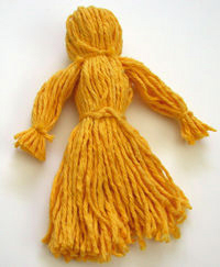 wool-doll