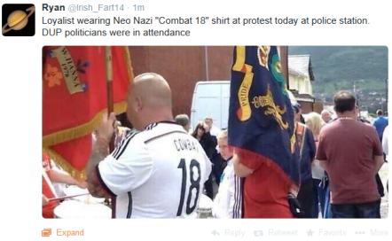 Neo Nazi belfast