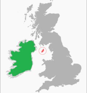 Map Oilean Mhanainn