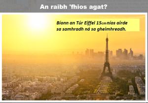 DidUKnow Eiffel