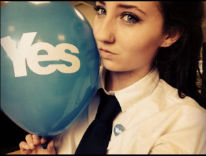 Young Scotland Yes