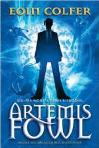 Artemis Fowl Gaeilge