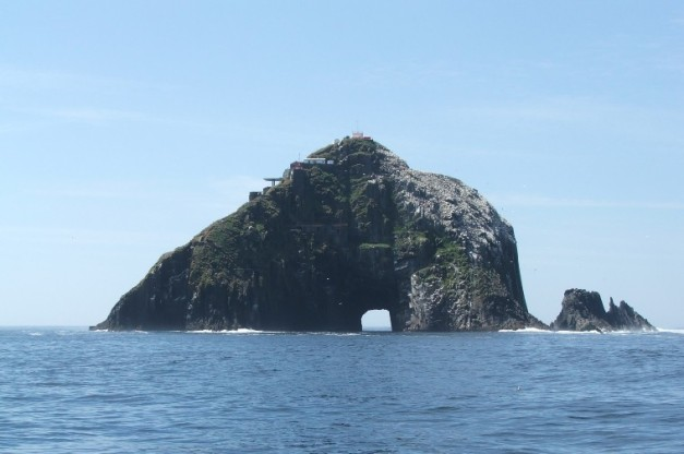 Bull Rock Dursey