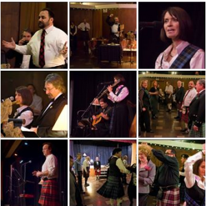 Burns night pics