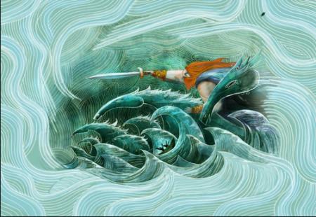 Song of the sea Mac Lir