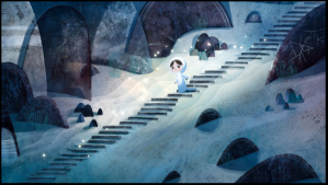 Song of the sea stairs