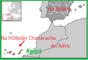 Gaeilge Canaries