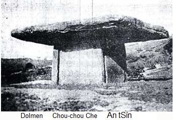 Chinese Dolmen