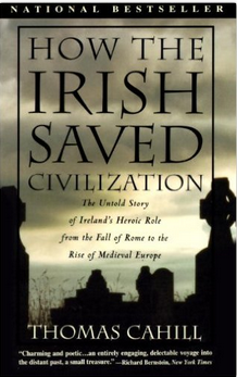 How the irish saved civilization