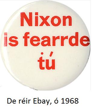 Nixon Gaeilge