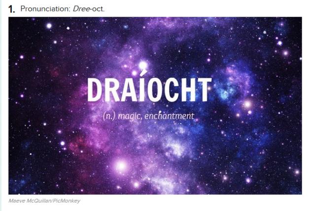 Draíocht