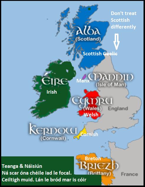 Scottish No Gaelic