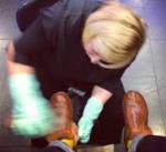 Shoe shine 2