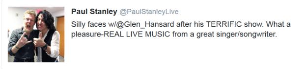 Glen Kiss fan