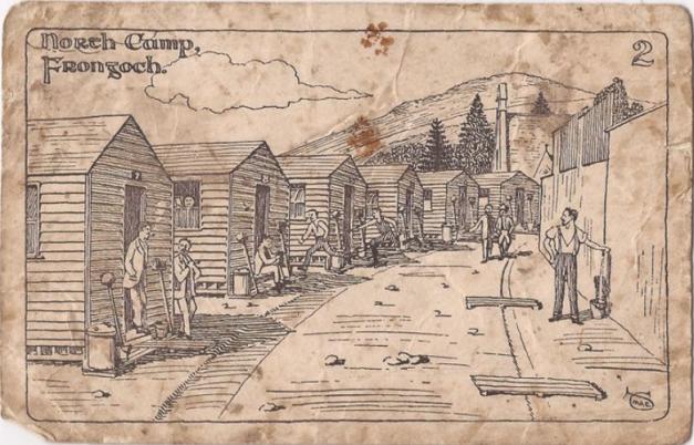 Frongoch postcard