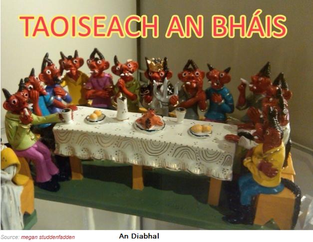 Taoiseach an bháis