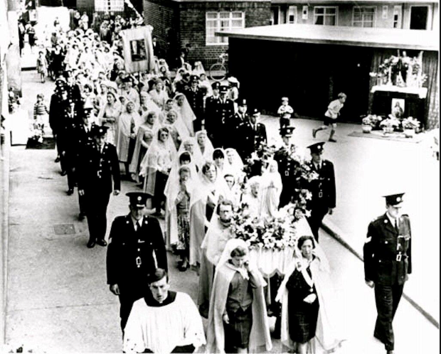 magdalene procession