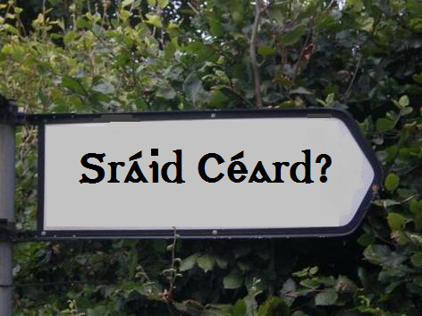 Sráid Céard