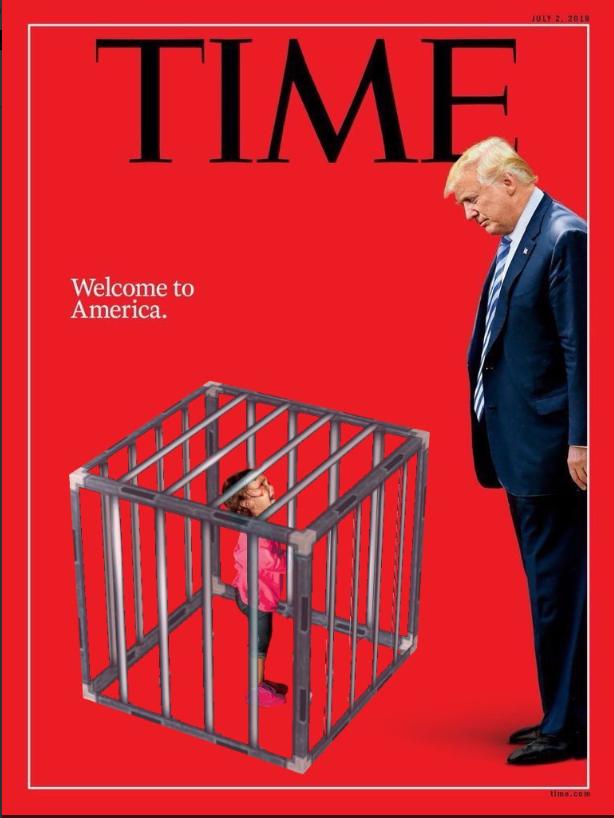 cages trump