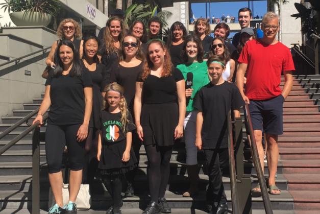 Flashmob Crew