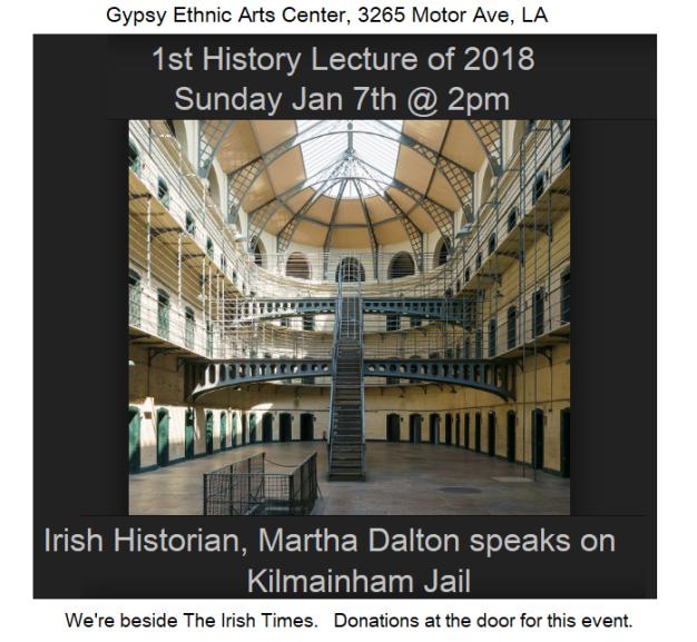 Lecture1 Kilmainham