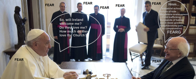 Fear Pope