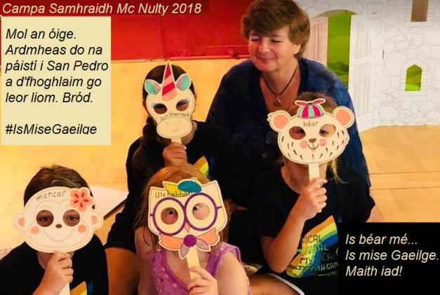 McNulty Samhradh 2018