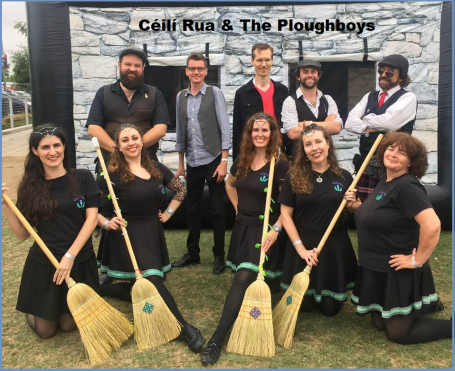Céilí Rua & The Ploughboys