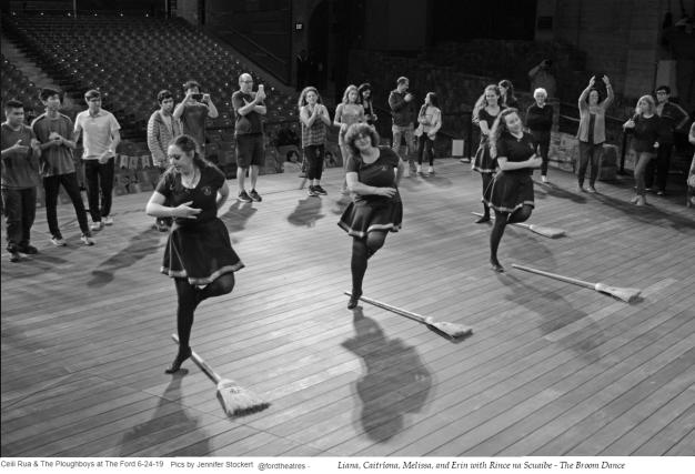 The Broom Dance