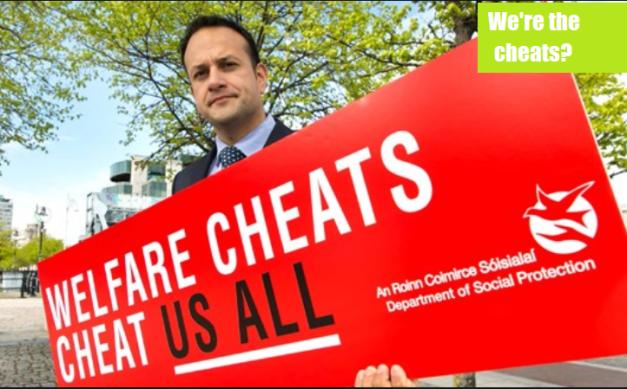 welfare cheats