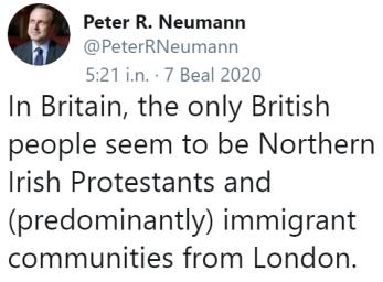 Tweet British